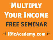 multiply your income seminar